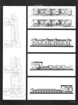 A+U Fernando Montes - logements Melun-Sénart