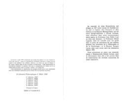 Pierre Kaufmann - l'expérience émotionnelle de l'espace