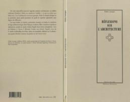 Didier Laroque - réflexions sur l'architecture