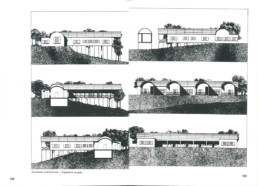 Aldo Rossi - villa à Borgo Ticino - Pavie - Italie