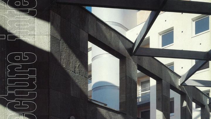Fernando Montes - logements rue Ramponeau - Paris