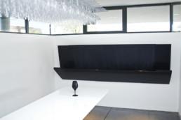 touton architectes - Bordeaux Tradition - salle de dégustation - mobillier