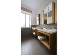 touton architectes - Bel Air Ouÿ - maison d'hôtes - rénovation - salle de bains
