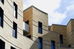 touton architectes - cursol - découpe dans le ciel - programme mixte - bureaux - logements