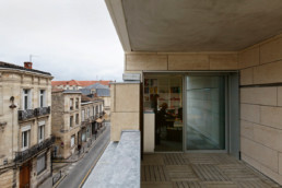 touton architectes - cursol - loggia - programme mixte - bureaux - logements
