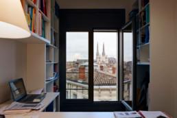 touton architectes - cursol - bureau avec vue - programme mixte - bureaux - logements