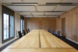touton architectes - cursol - bureaux - salle de réunion - programme mixte - bureaux - logements