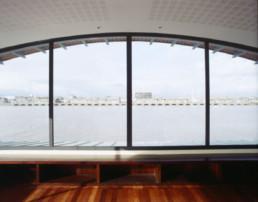touton architectes - LD Vins - négoce - vue sur la Garonne