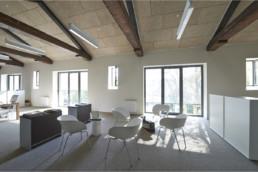 touton architectes - Mähler-Besse - négoce - bureaux