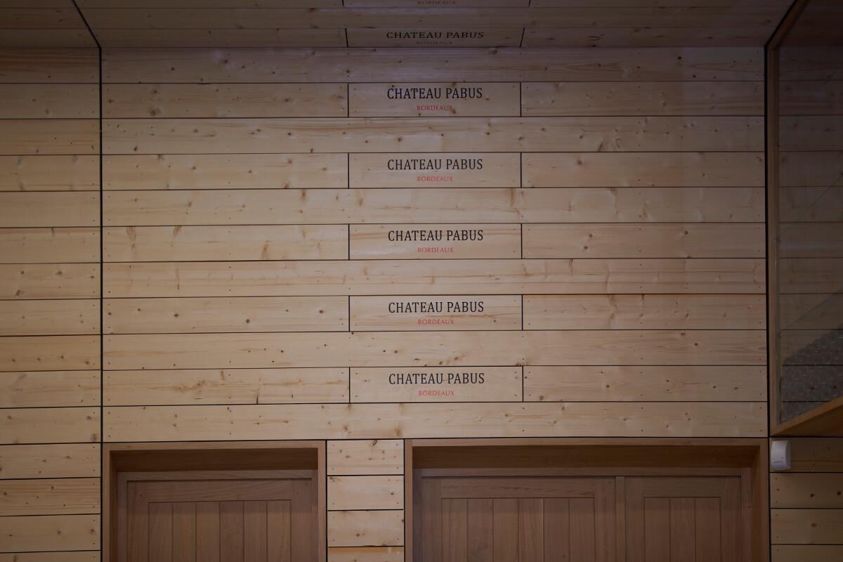 touton architectes - Pabus - chais - stockage