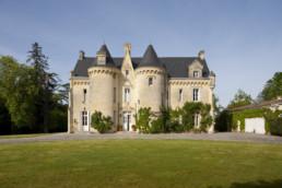 touton architectes - Petit Verdus - patrimoine - restauration château - façade