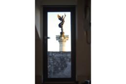 touton architectes - Quinconces - rénovation appartement - vue sur le monument aux girondins