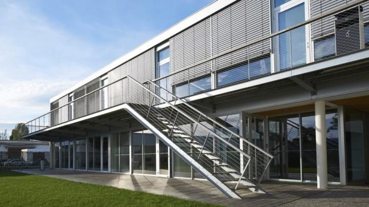 touton architectes - touton sa - bureaux - structure métallique - façade perspective