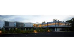 touton architectes - touton sa - bureaux - structure métallique - panorama