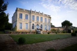 touton architectes - birot - patrimoine - façade jardin sur angle