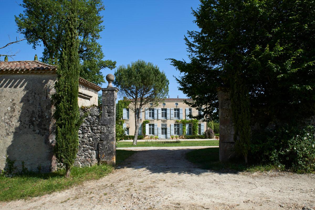 touton architectes - birot - patrimoine - façade arrière