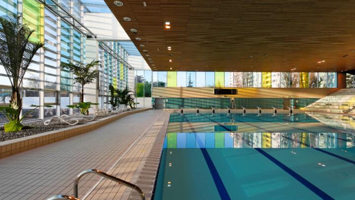 touton architectes - piscine du grand parc - équipement - grand bassin