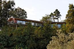 touton architectes - bureaux croisière - au milieu des arbres