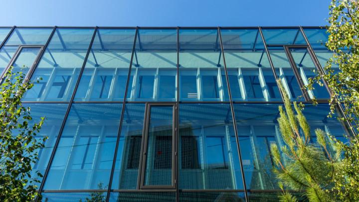 touton architectes - ston - office notarial du jeu de paume - façade double peau - bureaux