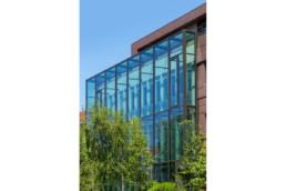 touton architectes - ston - office notarial du jeu de paume - façade double peau - façade zinc - bureaux