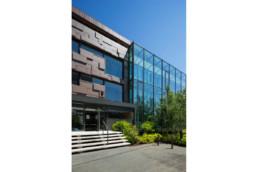 touton architectes - ston - office notarial du jeu de paume - façade double peau - zinc - bureaux