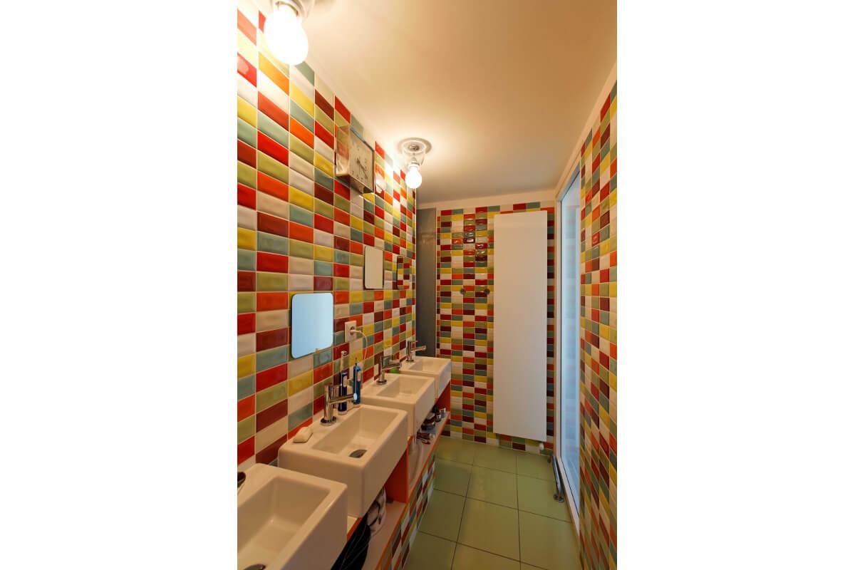 touton architectes - salle de bain - danton - bordeaux