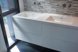 touton architectes - salle de bain - eiders - cap ferret