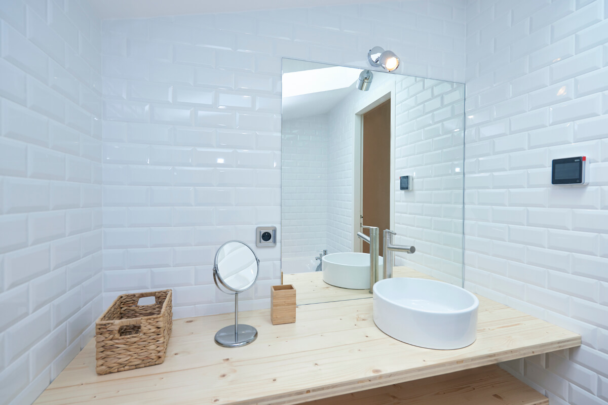 touton architectes - salle de bain - lugue - cap ferret