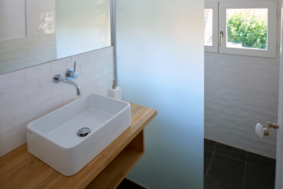 touton architectes - salle de bain - saint henri