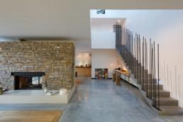 touton architectes - escalier - danton - bordeaux