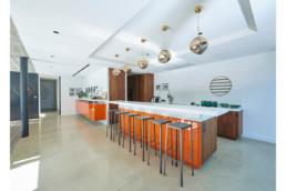 touton architectes - cuisines - cuisine eiders - cap ferret