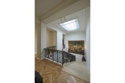 touton architectes - patrimoine - picoron - cage escalier
