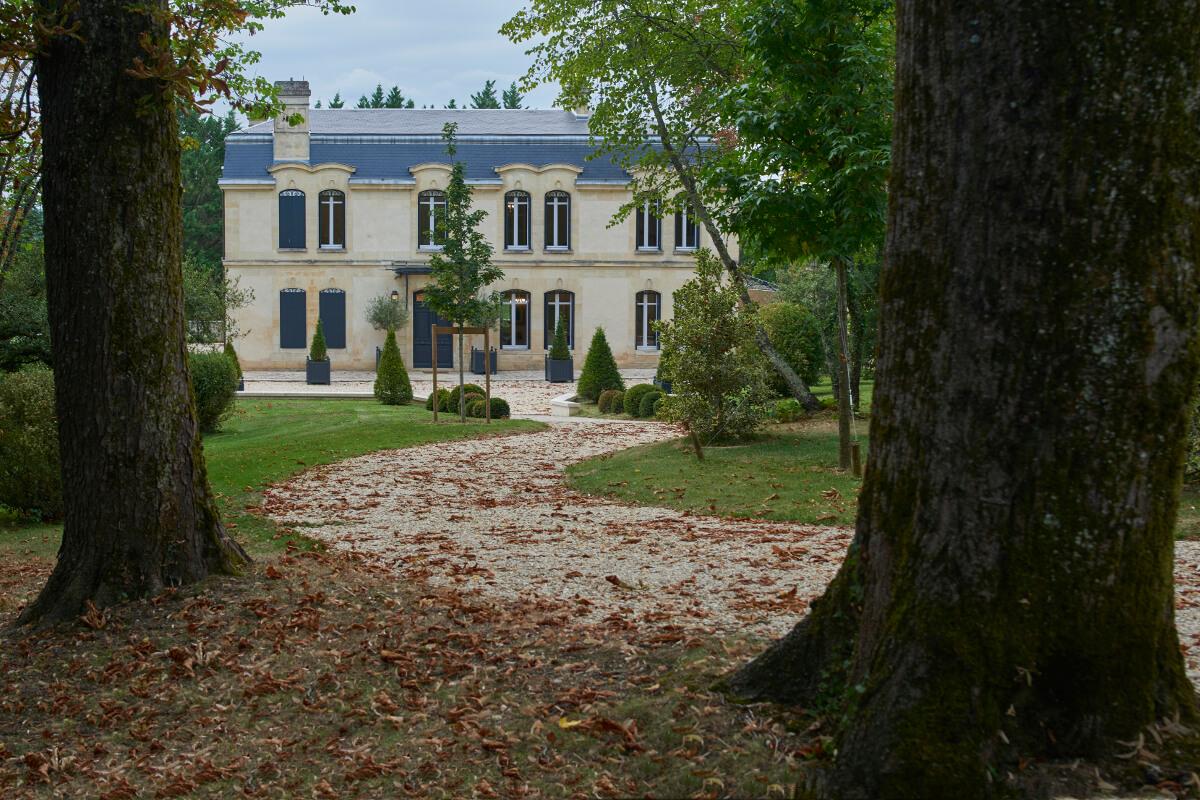 touton architectes - patrimoine - picoron - parc - jardin