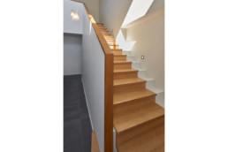 touton architectes - maison - contemporaine - escalier