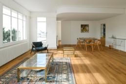 touton architectes - sylves - bordeaux - rénovation - sur mesure - appartement