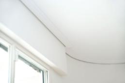touton architectes - sylves - bordeaux - rénovation - sur mesure - appartement - détail - plâtrerie