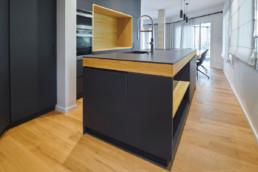 touton architectes - habitat - maison - extension - rénovation - cuisine sur mesure